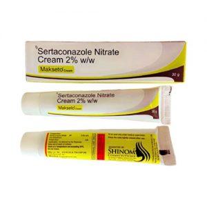 SERTACONAZOLE NITRATE 2% W/W CREAM