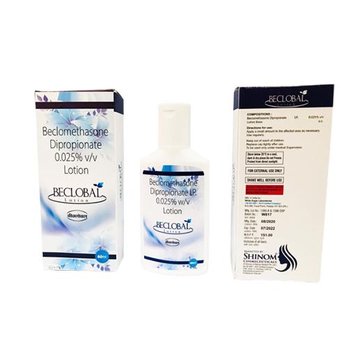Beclomethasone Dipropionate 0.025%