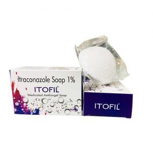 Itraconazole Soap 1%
