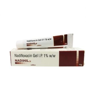nadifloxacin-1-gel